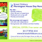 Are you looking for childcare in the Clifton Area?