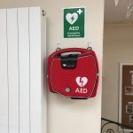 Defibrillators Installed in all BCC Nurseries