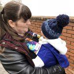 Babywearing at The Priory