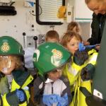 Paramedic visit at Mornington House