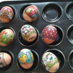 Easter Eggs at The Priory