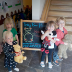 Teddy Bears Picnic at The Priory Day Nursery