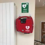 Defibrillators Installed in all BCC Nurseries