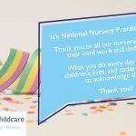 Celebrating National Nursery Practitioner Day!